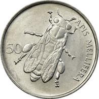Monnaie, Slovénie, 50 Stotinov, 1992, SUP, Aluminium, KM:3 - Slovénie