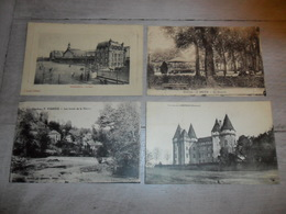 Lot De 20 Cartes Postales De France         Lot Van 20 Postkaarten Van Frankrijk  - 20 Scans - Postkaarten