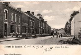 BEAUMONT AVENUE DE LA GARE - Beaumont
