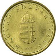 Monnaie, Hongrie, Forint, 1995, Budapest, TTB, Nickel-brass, KM:692 - Hongrie