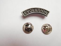 Beau Pin's En Relief , Moto Harley Davidson , Evolution - Motos