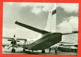 """""""An-26"""".USSR. GDR 1970. Postcard New. - 1946-....: Modern Era"""