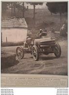 1907 CIRCUIT DES ARDENNES - AUTOMOBILE CRITERIUM DE LA PRESSE ROUEN TROUVILLE - TOUR DE FRANCE - PEKIN PARIS - Giornali