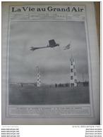 1909 AVIATION - MEETING DE BLACKPOOL ET DE DONCASTER - LATHAM - DELAGRANGE - SOMMER - CODY - PAULHAN - ROUGIER - FARMAN - Books, Magazines, Comics