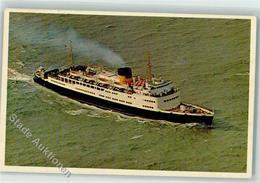 39183216 - Roi Leopold III  Dover-Ostend Line AK - Bateaux