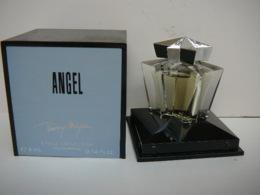 """MUGLER """" ANGEL"""" MINI DANS BOITE RIGIDE  EDP 4 ML L LIRE ET VOIR !! - Miniatures Modernes (à Partir De 1961)"""
