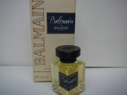 """BALMAIN """" BALMAIN"""" MINI EDT 4  ML  LIRE ET VOIR !! - Miniatures Modernes (à Partir De 1961)"""