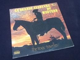 Album (2x33 Tours) La Grande Aventure Du Western (1974) - Vinyles