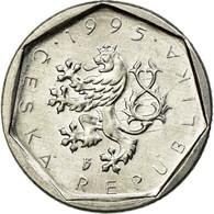 Monnaie, République Tchèque, 20 Haleru, 1995, TTB, Aluminium, KM:2.1 - Czech Republic