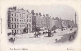 Dublin (Irlande) - The Gresham Hotel - Irlande