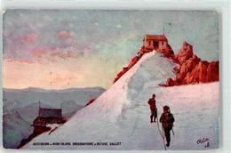 52923526 - Mont Blanc Tucks Ak Oilette - Alpinisme
