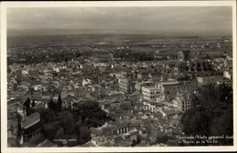 Cp Granada Andalusien Spanien, Vista General Desde La Torre De La Vela - Autres