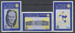Caïmans  N° YVERT 441/43 NEUF ** - Iles Caïmans
