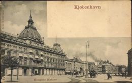 Cp København Kopenhagen Dänemark, Kongens Nytorv - Danimarca