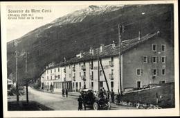 Cp Mont Cenis, Grand Hôtel De La Poste - Altri Comuni