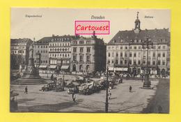 CPA ֎ GERMANIA ֎ SAXE ֎ Dresden Siegesdenkmal ֎ - Non Classificati