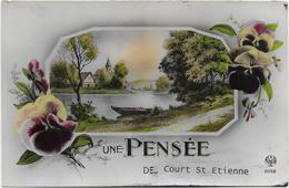 COURT SAINT ETIENNE - Belgique