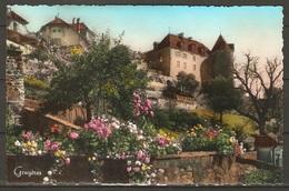 Carte P ( Suisse / Gruyères ) - FR Fribourg