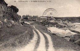 / Trégastel - Le Sentier De Coz - Pors - Trégastel