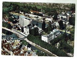 MONTARGIS - La Mairie Et La Caisse D'Epargne- Circulée 1964 - Montargis