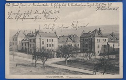 HILDESHEIM   Waterlookaserne           écrite En 1916 - Allemagne