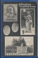 HILDESHEIM   Julius  Wolff-Brunnen   Renata      écrite En 1915 - Allemagne