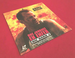 Laser Disc Buce Willis Une Journée En Enfer Die Hard 3 (1995) - Autres Collections