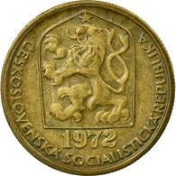 Monnaie, Tchécoslovaquie, 20 Haleru, 1972, TTB, Nickel-brass, KM:74 - Tchécoslovaquie