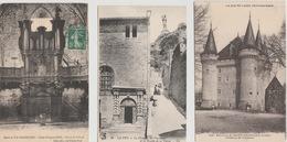 19 /2/ 107  -  500  CPA  /  CPSM   DU DEPT.  43  À  26€,50  +. PORT  8€,80  POUR  LA  FRANCE - Cartes Postales