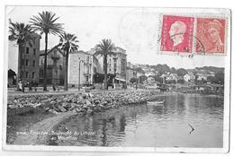 Toulon. Le Mourillon, Le Boulevard Du Littoral. - Toulon