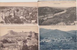 19 /2/108  -  500. CPA /CPSM  DU  DEPT.  30  À  26€ 50  +. PORT  ( 8€,80  POUR  LA  FRANCE  ) - Postcards
