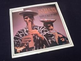 Vinyle 33 Tours Los Calchakis Avec Guilermo De La Roca  La Flûte Indienne Volume 1 (1970') - Vinyles