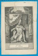 Holycard    St. Dionysus V. St. Denis   Mons.   Hemelaer   St. Nicolaas   Aalst - Images Religieuses