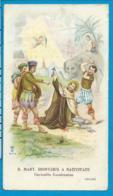 Holycard    St. Dionysius A Nativitate   S.L.E.   154 - Santini