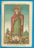 Holycard    St. Domitanus - Images Religieuses