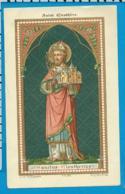 Holycard    St. Eleutherius - Images Religieuses