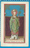 Holycard   St. Eligius - Imágenes Religiosas