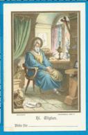 Holycard   St. Eligius V. Noyon - Devotieprenten