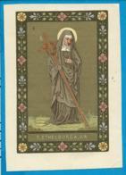 Holycard   St. Ethelburga - Devotion Images