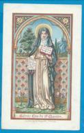 Holycard   St. Eve De St. Martin - Images Religieuses