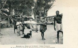 CONGO(TYPE) RICHARD CHEF DE POSTE - French Congo - Other
