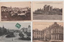19 / 2 / 112  -  500  CPA / CPSM  DU. DEPT.  63  À  26€,50  +. PORT  ( 8€,80. POUR  LA  FRANCE ) - Cartes Postales