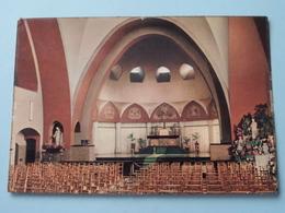 DON BOSCO Hechtel Binnenzicht Der Kapel ( Thill ) Anno 19?? ( Details Zie Foto ) ! - Hechtel-Eksel