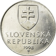 Monnaie, Slovaquie, 20 Halierov, 1998, TTB, Aluminium, KM:18 - Slovaquie