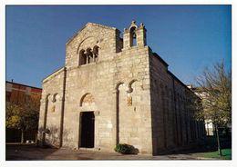 1 AK Italien * Die Kirche San Simplicio In Der Stadt Olbia - Eine Romanische Basilika - Erbaut Ab Dem 11. Jahrhundert - Olbia