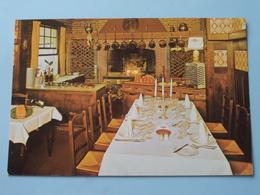Auberge Du Pêcheur Hotel-Restaurant-Bar DEURLE Pontstraat 42 () Anno 19?? ( Details Zie Foto ) ! - Sint-Martens-Latem