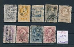 Österreich Lot Telegraphen Marken Unterschiedlich ?  (oo7260  ) Siehe Scan - Telegraphenmarken