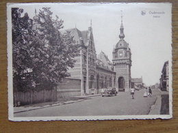 Oudenaarde, Station --> Onbeschreven - Oudenaarde