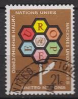 NATIONS UNIES (New York) 1972:  Commission Economique Pour L'Europe,  Oblitéré - Ungebraucht