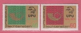 1974 ** (sans Charn., MNH, Postfrish)  Mi  607/8  Yv  550/1  ZUM  550/1 - Unused Stamps